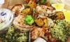 Catch 56 Fish & Chips - Catch 56 Fish & Chips: Seafood for Two or Four at Catch 56 Fish & Chips (34% Off)