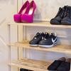 Lavish Home Wooden Shoe Storage Racks