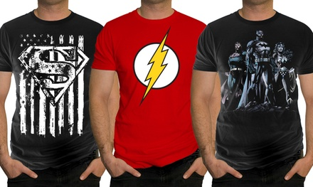 DC Comics Mens T-Shirts