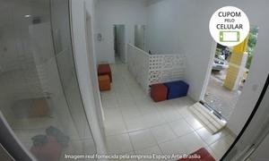 Espaço Arte Brasília: Espaço Arte Brasília – Asa Norte: 1, 3 ou 6 meses de aula de dança, teatro ou música
