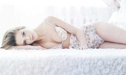 Modelling or Boudoir Makeover Photoshoot with Refreshments at Violet Studios (90% Off)