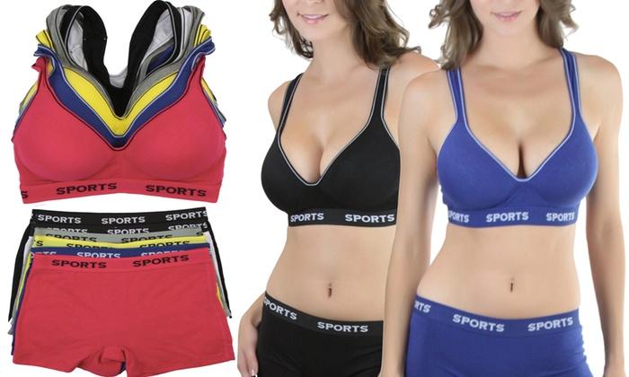 sports bra pack