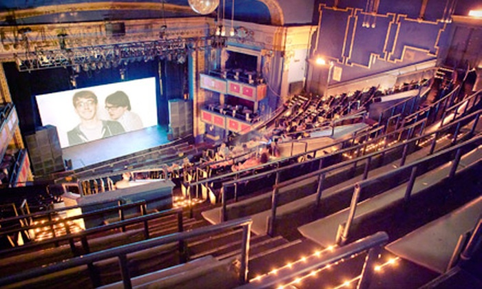 Brew & View - Lakeview: $7 for a Movie and Popcorn for Two at Brew & View ($14 Value)