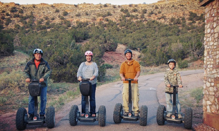 iLean Ride Co. - Canon City: Two-Hour Canon City and Skyline Drive Segway Tour for One or Two from iLean Ride Co. (Up to 52% Off)