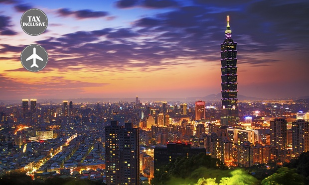 Taipei: SIA Return Flights 0