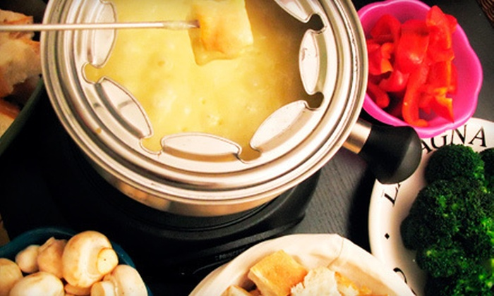 Occasions Divine - Near Northside: Fondue Party or Beer Flights for Two or Four from Occasions Divine (Up to 64% Off)