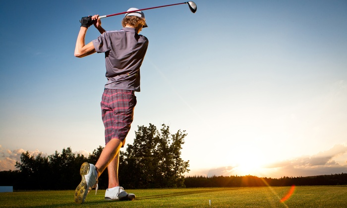 Gary's Golf School - Moodus: One or Two One-Hour Golf Lessons with a Professional Golf Instructor at Gary's Golf School (Up to 42% Off)