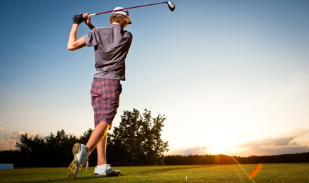 One or Two One-Hour Golf Lessons with a Professional Golf Instructor at Gary's Golf School (Up to 42% Off)