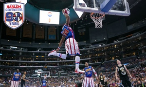 Harlem Globetrotters: Harlem Globetrotters Arena Tour, 24 April–7 May 2016 at a Choice of 11 Locations