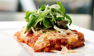 Mia's: Italian Cuisine for Lunch or Dinner at Mia's (Up to 42% Off)