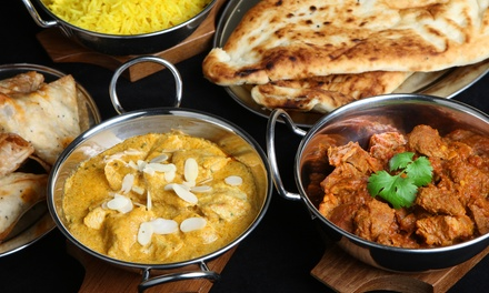 $15 for $30 Worth of Indian Cuisine During Dinner at Cafe of India