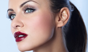 Bliss Make Up and Tan: Eyebrow Makeover Package - One ($16), Two ($29) or Three Visits ($39) at Bliss Make Up and Tan (Up to $105 Value)