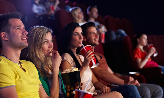 Metro Cinema - Metro Cinema in Garneau Theatre: Movie for Two or Four at Metro Cinema (Up to C$25 Off)