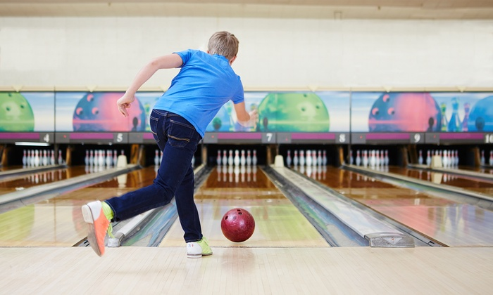 Chicagoland Bowling - Multiple Locations: Bowling with Shoe Rental for 2, 5, or 10 from Chicagoland Bowling (Up to 57% Off)