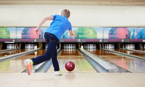Chicagoland Bowling: Bowling with Shoe Rental for 2, 5, or 10 from Chicagoland Bowling (Up to 61% Off)