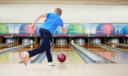 Bowling with Shoe Rental for 2, 5, or 10 from Chicagoland Bowling (Up to 57% Off)