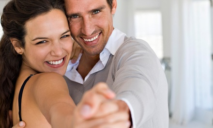 C$30 for One Month of Kizomba Dance Classes with an Initial Drop-In Class at Capital Kizomba (C$75 Value)