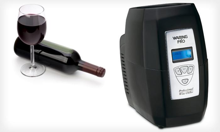 Waring Pro Wine Chiller: Waring Pro Wine Chiller (Refurbished).