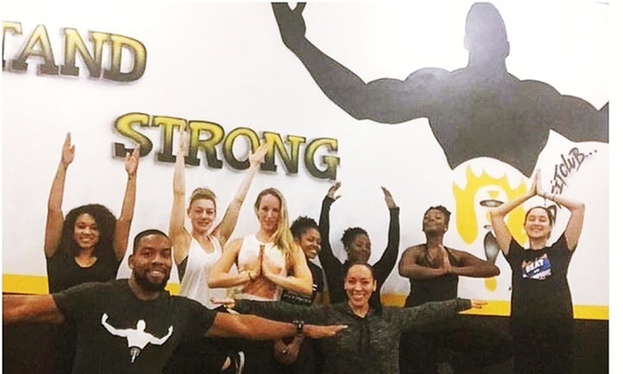 SS3D Fit Club - Valley Village: Four Weeks of Fitness Classes at SS3D Fit Club (65% Off)