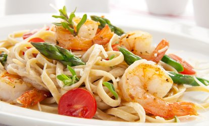 image for $22 for $40 Worth of Italian-American Entrees and Pasta for Dinner for Two at The Hawthorne Inn