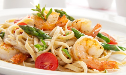 $24 for $40 Worth of Italian-American Entrees and Pasta for Dinner for Two at The Hawthorne Inn