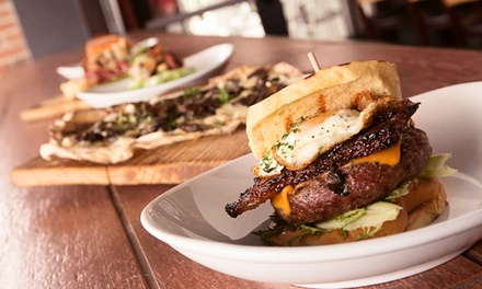 Gourmet pub food bar 145 groupon for Food bar somerset mb
