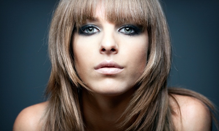 Allure Salon & Spa - Lutherville - Timonium: $25 Worth of Hair and Skin Services
