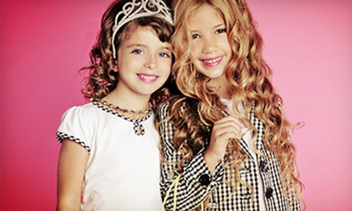 Lil Miss Diva Couture - San Jose: Miss Diva Mobile Spa Party Package for Up to Six Kids from Lil Miss Diva Couture (Up to 56% Off). Two Options Available.