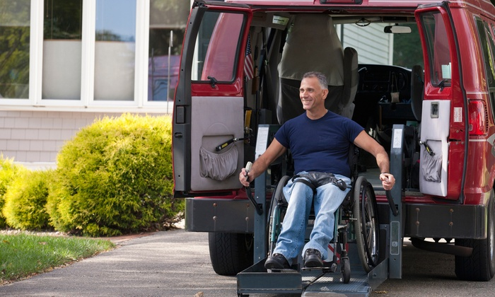 Mobility Works - Multiple Locations: Wheelchair-Accessible Van Rental or Maintenance from Mobility Works (50% Off)