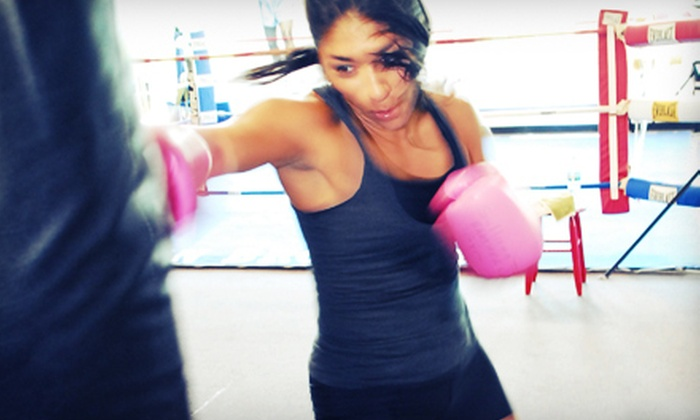 Sullivan Brothers' Boxing Gym - Liberty: $49 for One Intro Lesson and Four Boxing-Workout Classes at Sullivan Brothers' Boxing Gym ($125 Value)