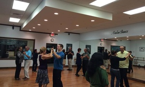 Arnott Ballroom Dance: Two Dance Classes from Arnott Ballroom Dance Inc. (75% Off)