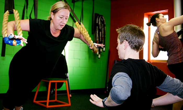 Art of Strength - Edina: 10 Fitness Classes or a One-Month Gym Membership at Art of Strength (Up to 76% Off)