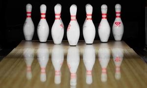 Bowltreff Wulfen: 1 oder 2 Std. Bowling inkl. 1 oder 2 1,5-l-Pitcher für bis zu acht Personen im Bowltreff Wulfen (bis zu 54% sparen*)
