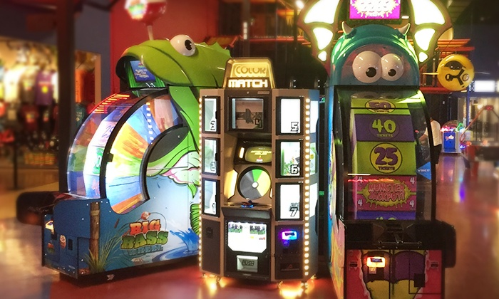 Game On - Hot Wells: $15 for a $30  Game Card at Game On