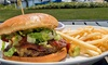 Maggie Bluffs - Interbay: $30 for $40 Worth of American Food and Drinks for Dinner at Maggie Bluffs