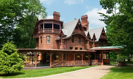 Visit for Two or Four to The Mark Twain House and Museum (Up to 49% Off)