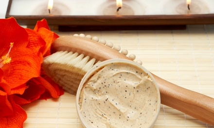 $69 for an End-of-Winter Dry-Brushing Treatment with massage at Elemental Bodyworks ($160 Value)