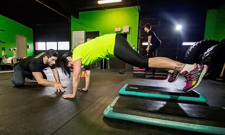 One Month of Unlimited Boot-Camp Classes or 10 or 20 Boot-Camp Classes at Body By Design (80% Off)