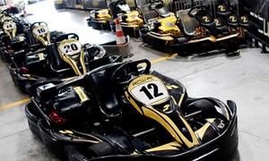 Racing Center Warsaw: Adrenalina na torze kartingowym: 2 przejazdy 10-minutowe od 50 zł i więcej opcji w Racing Center Warsaw (do -52%)