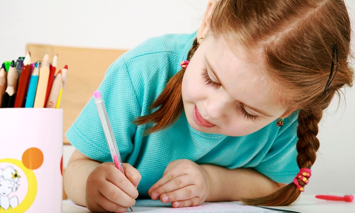 Little Red School - Stratford: $60 for One Month of Cartoon, Drawing, and Airbrush Classes at Little Red School ($120 Value)