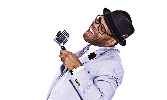 Eric Roberson with Ida Divine - Amos' Southend: Eric Roberson Live at Amos' Southend on Sunday, October 18 at 7 p.m.