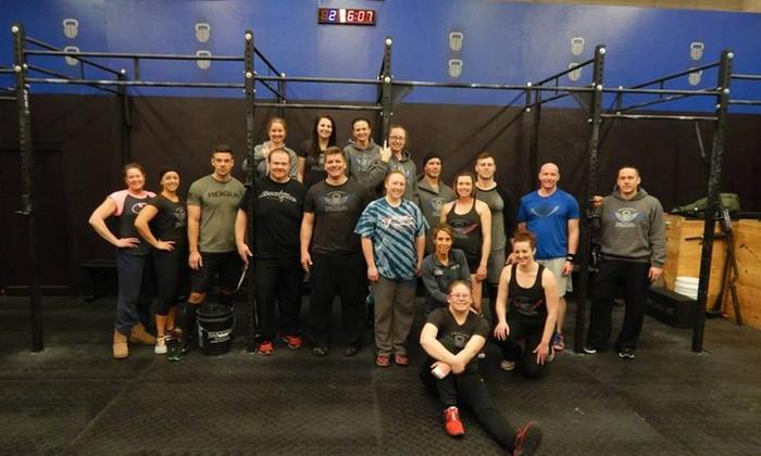 Crossfit Tactical Strength - Fort Wayne: 10 CrossFit Classes at CrossFit Tactical Strength (65% Off)