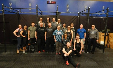 10 CrossFit Classes at CrossFit Tactical Strength (65% Off)