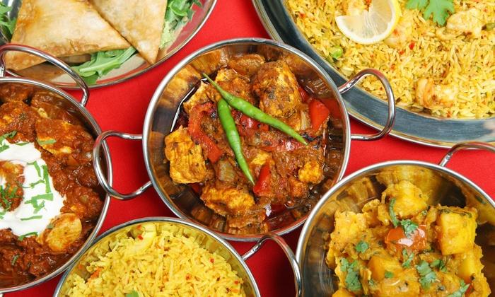 Nan & Kabab - South Berkeley: One Tandoori Chicken with Purchase of 2 Lunch Entrees at Nan & Kabab