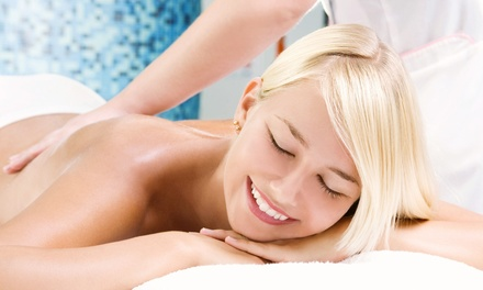 $39 for a 60-Minute Warm-Crystal Massage at Body in Balance Therapeutic Massage and Doula Services by Kay ($110 Value)