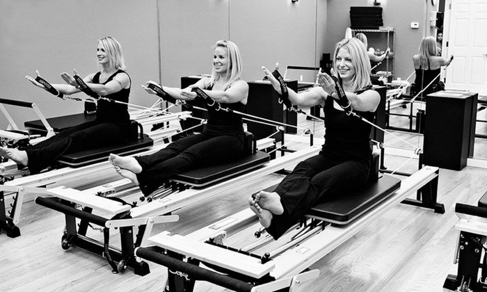 Fusion Pilates and Yoga - Brighton: $30 for 30 Days of Fitness Classes & Two Pilates Reformer Classes at Fusion Pilates and Yoga ($150 Value)