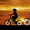 32 LED Flashing Bicycle Wheel Lights