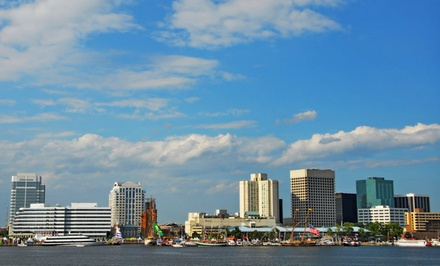 Stay at Governor Dinwiddie Hotel and Suites in Portsmouth, VA. Dates Available into February.