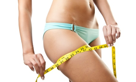 $59 for Weight-Loss Package with Fat Burner and Phentermine at New Face & Figures Aesthetics Group ($449 Value)