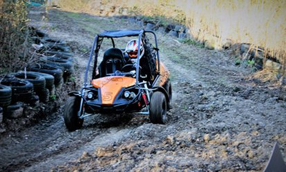 Dirt Buggie Driving for Two at Lagoona Dirt Buggies (25% Off)